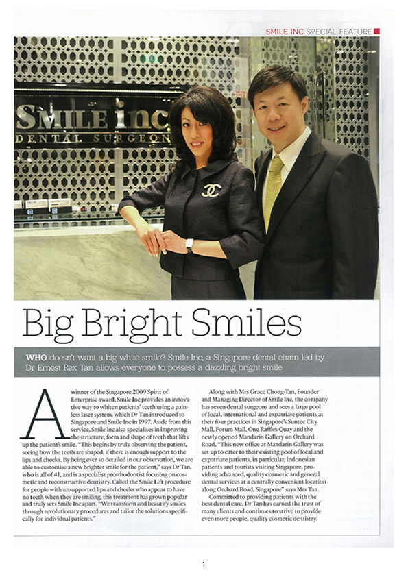 publications smile inc
